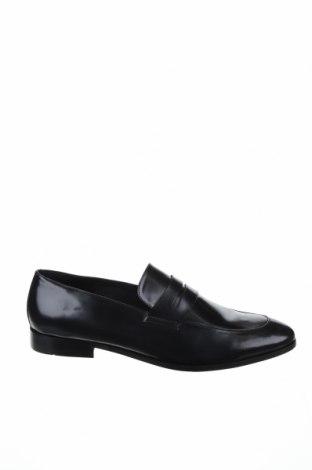 Мъжки обувки Zign, Размер 48, Цвят Черен, Естествена кожа, Цена 38,08лв.