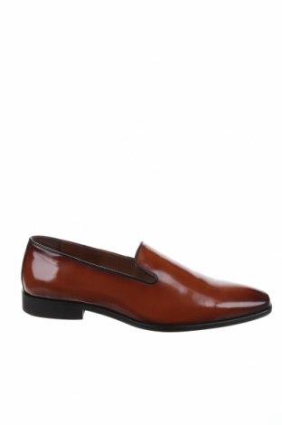 Ανδρικά παπούτσια Zign, Μέγεθος 42, Χρώμα Καφέ, Γνήσιο δέρμα, Τιμή 39,89€