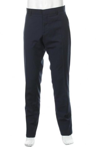 Мъжки панталон Antony Morato, Размер XL, Цвят Син, 70% полиестер, 30% вискоза, Цена 55,60лв.