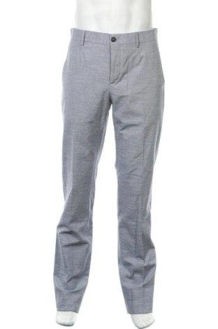 Ανδρικό παντελόνι Bikkembergs, Μέγεθος L, Χρώμα Μπλέ, 99% βαμβάκι, 1% ελαστάνη, Τιμή 20,63€