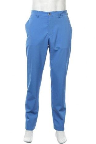 Ανδρικό αθλητικό παντελόνι Brax Golf, Μέγεθος L, Χρώμα Μπλέ, 90% πολυεστέρας, 10% ελαστάνη, Τιμή 21,22€
