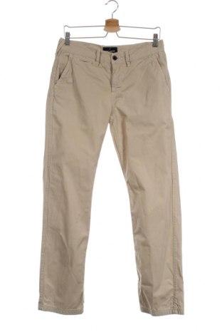 Мъжки панталон Daniel Hechter, Размер M, Цвят Бежов, Памук, Цена 27,00лв.