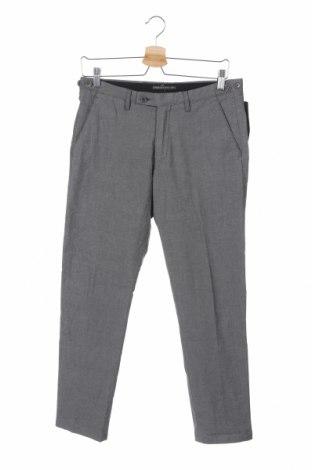 Ανδρικό παντελόνι Drykorn for beautiful people, Μέγεθος S, Χρώμα Γκρί, 98% βαμβάκι, 2% ελαστάνη, Τιμή 9,90€