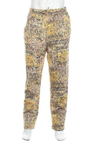 Мъжки панталон Isabel Marant, Размер L, Цвят Многоцветен, 100% памук, Цена 214,02лв.