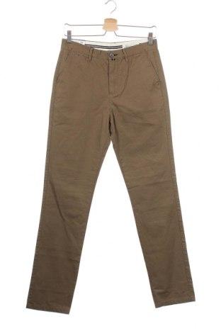 Ανδρικό παντελόνι Springfield, Μέγεθος S, Χρώμα Καφέ, Βαμβάκι, Τιμή 4,15€