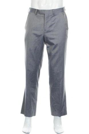 Ανδρικό παντελόνι Ted Baker, Μέγεθος M, Χρώμα Μπλέ, Τιμή 21,04€