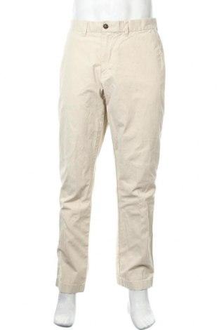 Ανδρικό παντελόνι Tommy Hilfiger, Μέγεθος L, Χρώμα  Μπέζ, Τιμή 19,59€