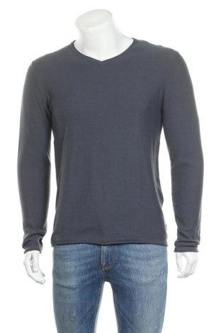 Ανδρικό πουλόβερ Jack & Jones, Μέγεθος M, Χρώμα Μπλέ, Βαμβάκι, Τιμή 14,23€