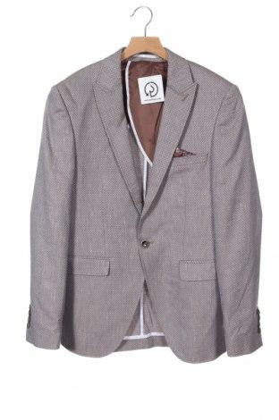 Мъжко сако, Размер S, Цвят Многоцветен, 50% полиамид, 30% лен, 20% вискоза, Цена 7,09лв.