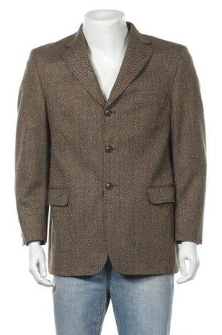 Мъжко сако Bogner, Размер L, Цвят Кафяв, 95% вълна, 5% кашмир, Цена 74,25лв.