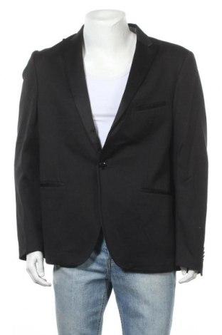 Мъжко сако Etro, Размер XL, Цвят Черен, 90% памук, 10% полиамид, Цена 85,80лв.