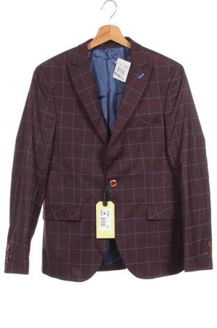 Мъжко сако Sir Raymond Tailor, Размер M, Цвят Лилав, 65% полиестер, 35% вискоза, Цена 80,55лв.