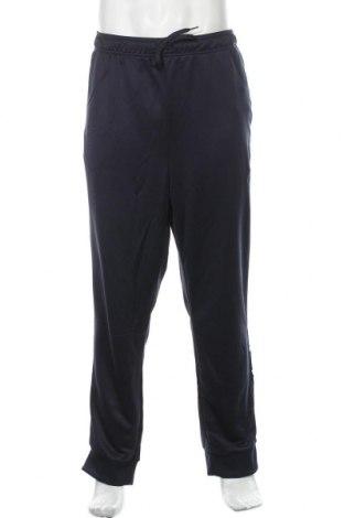 Ανδρικό αθλητικό παντελόνι Adidas, Μέγεθος M, Χρώμα Μπλέ, Πολυεστέρας, Τιμή 27,56€