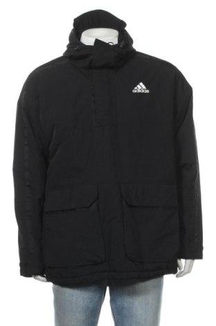 Ανδρικό μπουφάν Adidas, Μέγεθος M, Χρώμα Μαύρο, Πολυαμίδη, Τιμή 57,66€