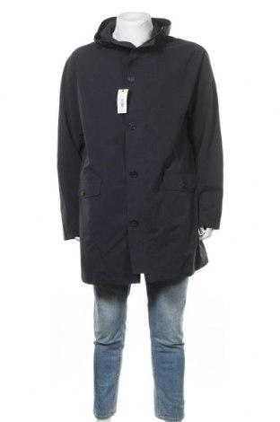 Мъжко яке Armani Jeans, Размер XL, Цвят Син, 80% полиестер, 20% полиамид, Цена 284,50лв.