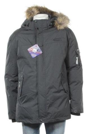 Мъжко яке Canadian Peak, Размер XL, Цвят Сив, Полиестер, Цена 329,00лв.