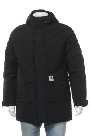 Мъжко яке Carhartt, Размер S, Цвят Черен, 83% полиестер, 17% памук, Цена 128,37лв.