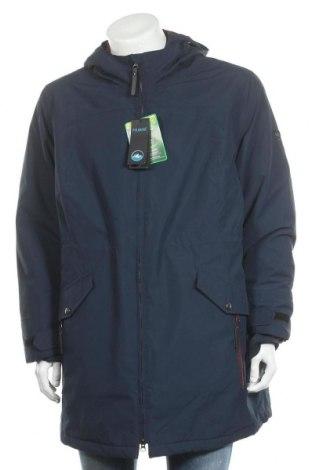 Ανδρικό μπουφάν Polarino, Μέγεθος L, Χρώμα Μπλέ, Πολυεστέρας, Τιμή 38,40€