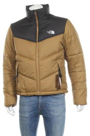 Мъжко яке The North Face, Размер S, Цвят Кафяв, Полиестер, Цена 291,75лв.
