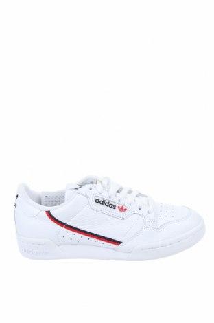 Обувки Adidas Originals, Размер 37, Цвят Бял, Естествена кожа, Цена 134,25лв.
