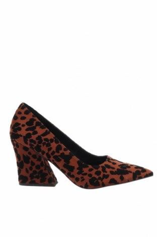 Обувки Even&Odd, Размер 41, Цвят Кафяв, Текстил, Цена 19,47лв.