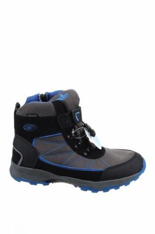 Обувки Lico, Размер 35, Цвят Сив, Текстил, еко кожа, Цена 32,93лв.