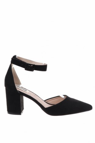 Обувки Mtng, Размер 38, Цвят Черен, Текстил, Цена 51,75лв.