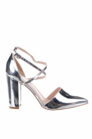 Обувки Raid, Размер 41, Цвят Сребрист, Еко кожа, Цена 26,07лв.