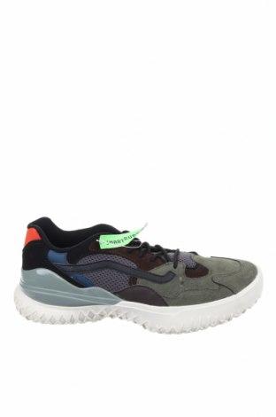 Обувки Vans, Размер 41, Цвят Многоцветен, Естествен велур, еко кожа, текстил, Цена 71,40лв.