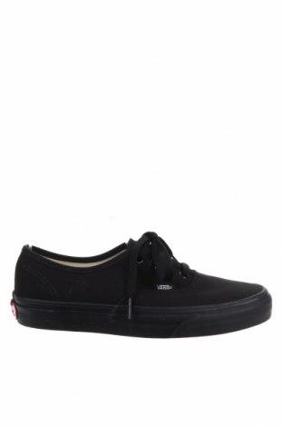 Обувки Vans, Размер 37, Цвят Черен, Текстил, Цена 61,20лв.