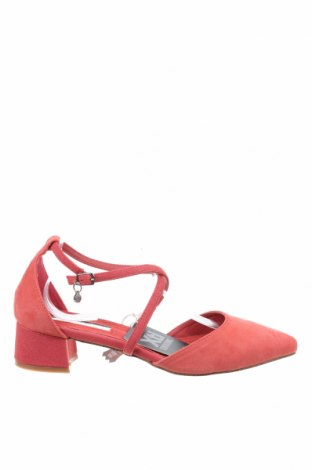 Обувки Xti, Размер 41, Цвят Розов, Текстил, Цена 59,25лв.