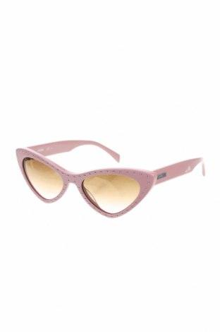Γυαλιά Moschino, Χρώμα Ρόζ , Τιμή 148,36€