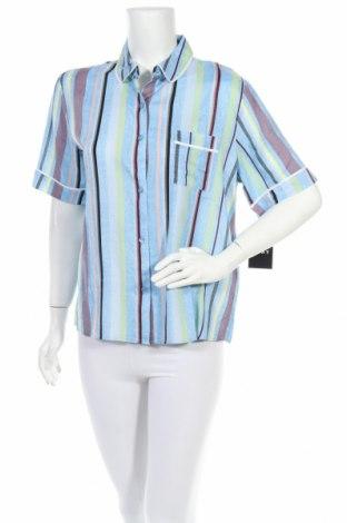 Пижама DKNY, Размер M, Цвят Многоцветен, Вискоза, Цена 51,62лв.
