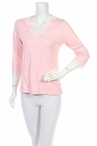 Пижама David Nieper, Размер XS, Цвят Розов, Памук, Цена 10,08лв.
