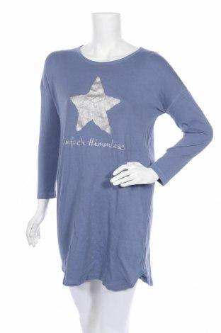 Пижама Louis & Louisa, Размер S, Цвят Син, Памук, Цена 33,00лв.