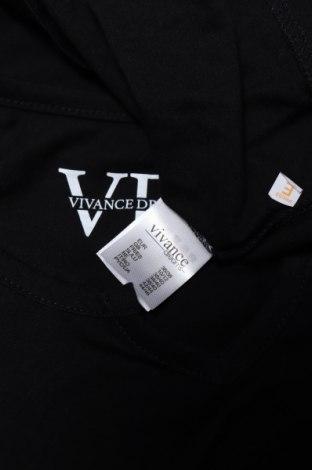 Пижама Vivance, Размер S, Цвят Черен, Памук, Цена 12,16лв.