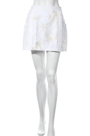 Φούστα Adidas, Μέγεθος M, Χρώμα Λευκό, Πολυεστέρας, Τιμή 30,54€