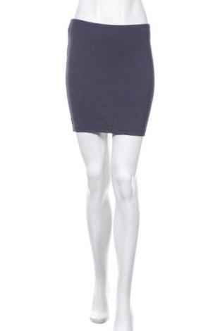 Φούστα American Apparel, Μέγεθος XS, Χρώμα Μπλέ, 60% βισκόζη, 35% πολυαμίδη, 5% ελαστάνη, Τιμή 4,68€