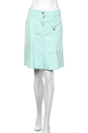 Пола Cheer, Размер M, Цвят Зелен, 98% памук, 2% еластан, Цена 24,96лв.