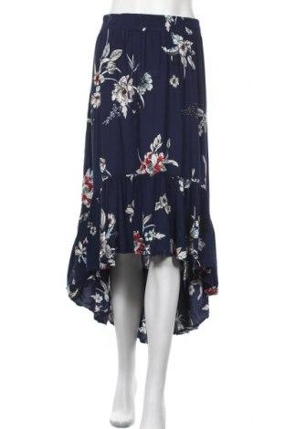 Пола Clothing & Co, Размер XL, Цвят Син, Вискоза, Цена 17,64лв.