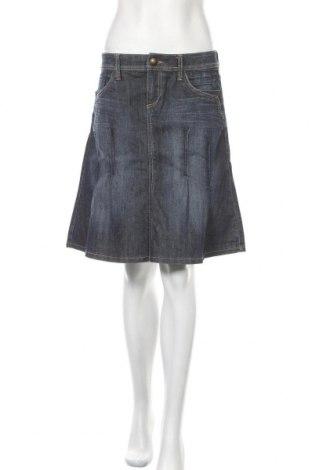 Пола Esprit, Размер M, Цвят Син, 99% памук, 1% еластан, Цена 18,00лв.