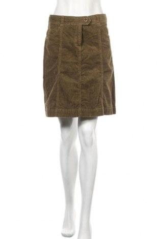 Пола H&M, Размер S, Цвят Зелен, 98% памук, 2% еластан, Цена 19,50лв.