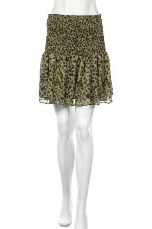 Пола H&M, Размер M, Цвят Зелен, Полиестер, Цена 8,58лв.