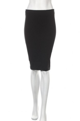 Пола H&M, Размер S, Цвят Черен, 95% памук, 5% еластан, Цена 36,00лв.