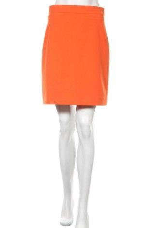Пола Hallhuber, Размер S, Цвят Оранжев, 64% полиестер, 32% вискоза, 4% еластан, Цена 36,00лв.