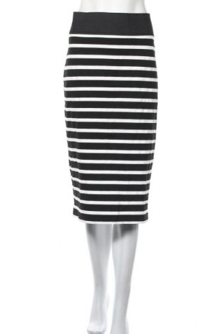 Φούστα Khoko, Μέγεθος XL, Χρώμα Μαύρο, Πολυεστέρας, βισκόζη, ελαστάνη, Τιμή 11,69€