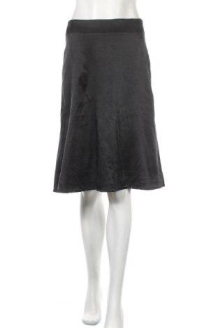 Пола Marc Aurel, Размер M, Цвят Черен, 93% коприна, 7% еластан, Цена 60,75лв.