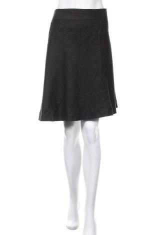 Пола Rw & Co., Размер XL, Цвят Черен, Лен, Цена 8,40лв.