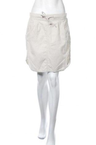 Φούστα Up 2 Fashion, Μέγεθος M, Χρώμα  Μπέζ, 55% λινό, 45% βαμβάκι, Τιμή 6,23€