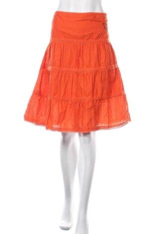 Пола X-Mail, Размер L, Цвят Оранжев, Памук, Цена 15,96лв.